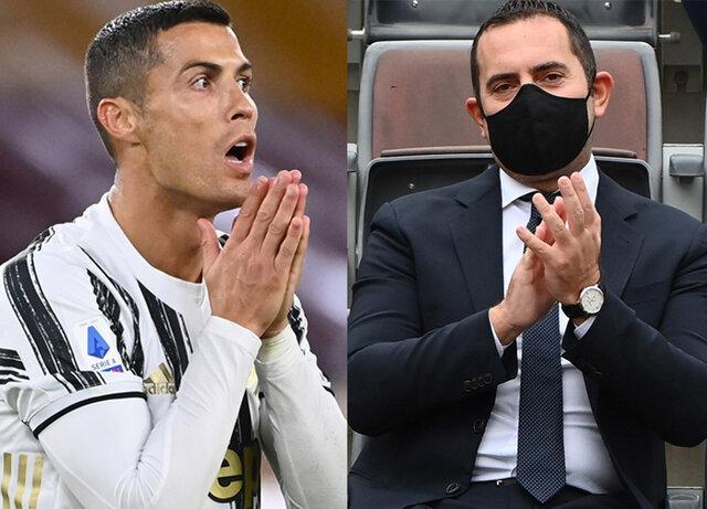 انتقاد دوباره وزیر ورزش ایتالیا از رونالدو