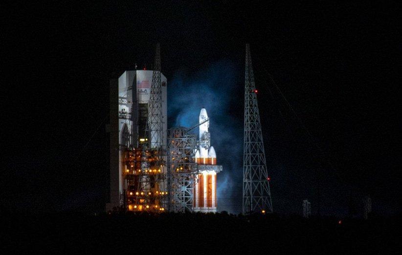 موشک غول پیکر دلتا 4 هوی باز هم در پرتاب ناکام ماند