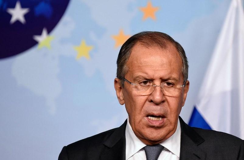 لاوروف از اتهامات بی اساس اتحادیه اروپا علیه روسیه ابراز تاسف کرد