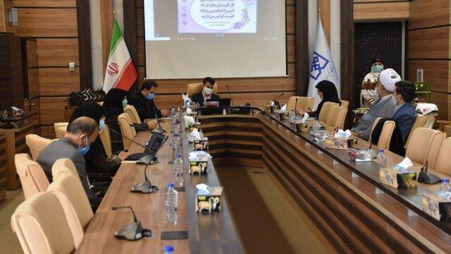 برگزاری اولین رویداد مهارت و کارآفرینی دانشجویان دختر در دانشگاه حکیم سبزواری