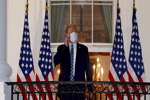 کاخ سفید مدعی انتها کرونا شد و آن را دستاورد برتر ترامپ ثبت کرد