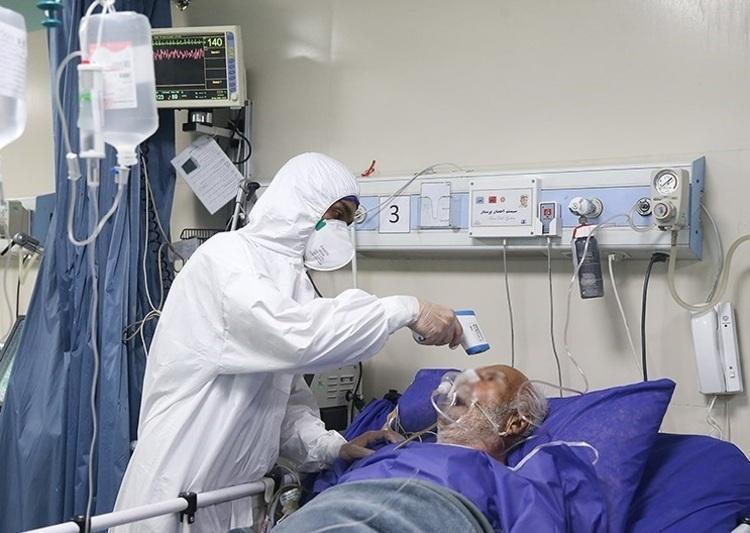 آمار کرونا در ایران امروز دوشنبه 3 آذر1399؛ 453 فوتی جدید