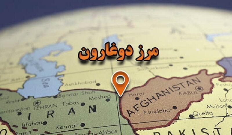 خبرنگاران ترانزیت در مرز دوغارون خراسان رضوی رونق گرفت