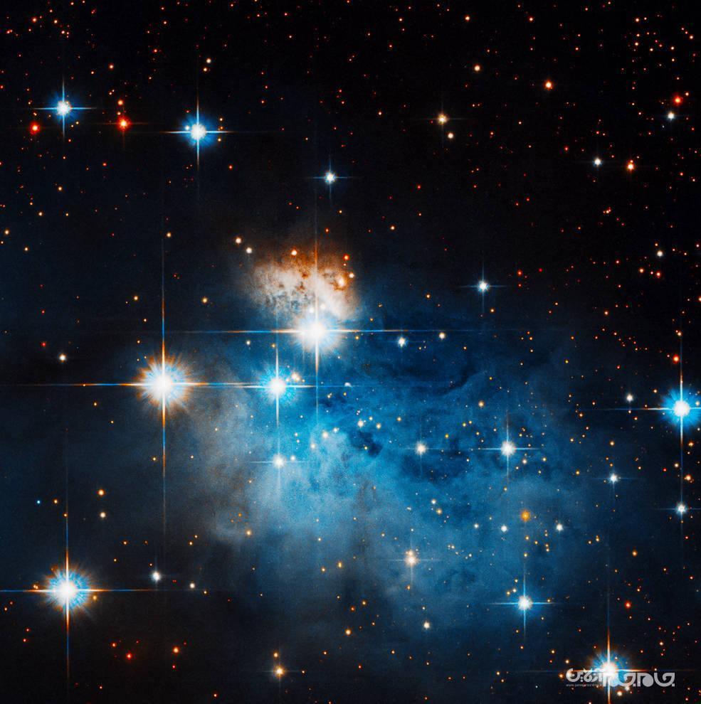 انتشار تصاویر جدید از اعماق فضا به مناسبت 30 سالگی تلسکوپ هابل