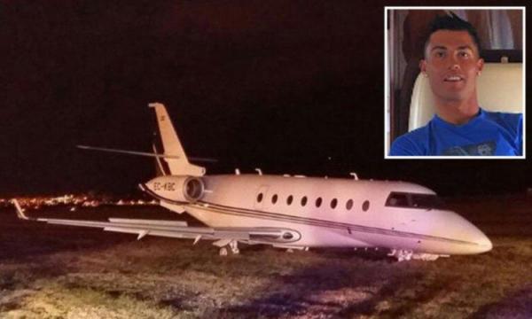(تصاویر) هواپیمای لوکسی که کریستیانو رونالدو با آن سفر می نماید