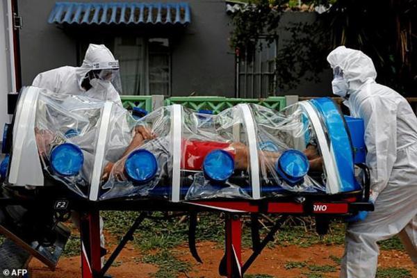 آفریقای جنوبی واکسن کرونای آکسفورد را ممنوع نمود