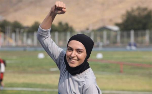 دختر ایرانی نایب قهرمان تورنمنت بین المللی اروپایی شد