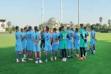 متحد برای صعود به جام جهانی