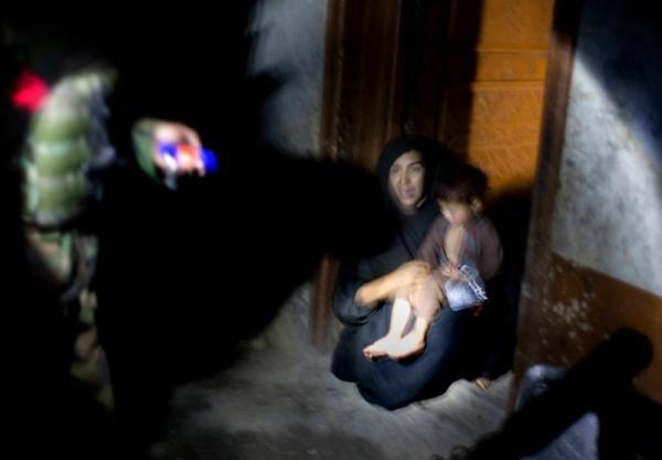 افغانستان، بازرسی شبانه منازل مردم در شهرستان بهسود