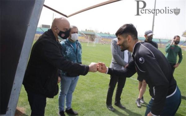 صدری: برای تکمیل افتخارات فوتبال ایران به فینال آسیا بر می گردیم