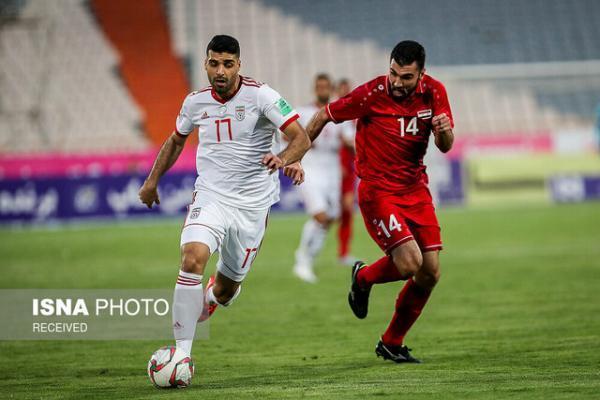 ایران - سوریه؛ سومین پرده از نمایش اسکوچیچ با تیم ملی