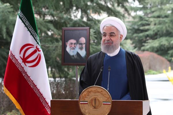 خبرنگاران روحانی: جنگ تحمیلی اقتصادی علیه ایران با ایستادگی ملت رو به سرانجام است