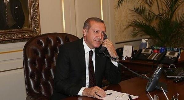 رایزنی تلفنی اردوغان با رهبران آلمان و ایتالیا، پیشنهاد ترکیه برای به روز رسانی توافق مهاجرتی