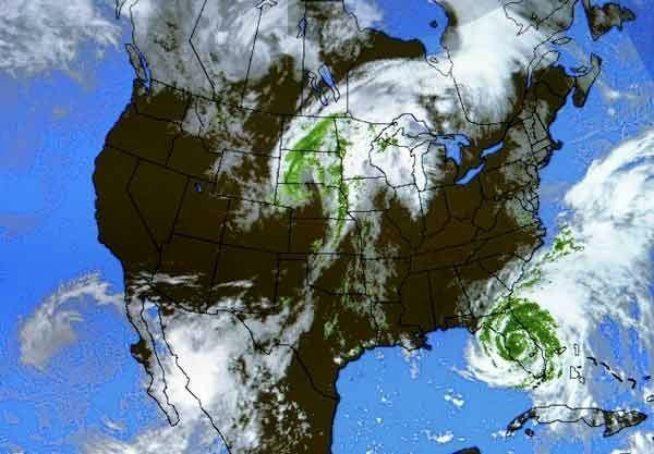 بارش رحمت الهی در این استان ها از فردا