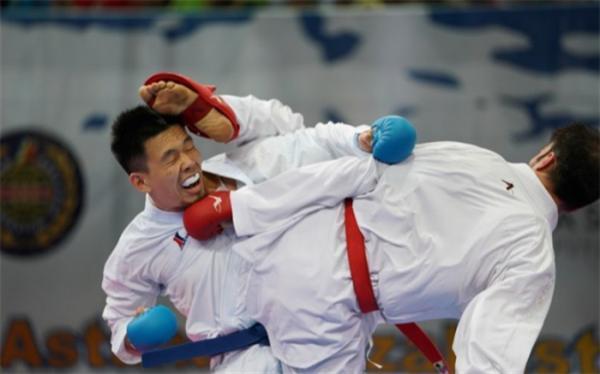 کاراته ایران از فردا به اردو می رود