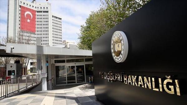 ترکیه سفیر سوئد را احضار کرد