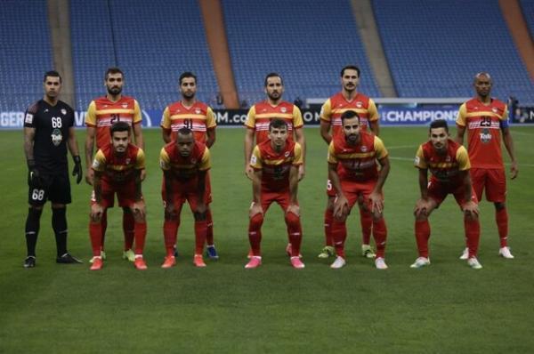 ترکیب تیم فولاد مقابل النصر عربستان مشخص شد