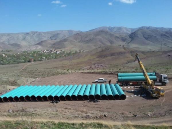 برگزاری جلسه آنالیز موانع و مسائل پروژه احداث خط انتقال آب از سد طالقان به شهرستان آبیک