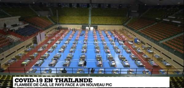 هفت برابر شدن تلفات کرونا در تایلند