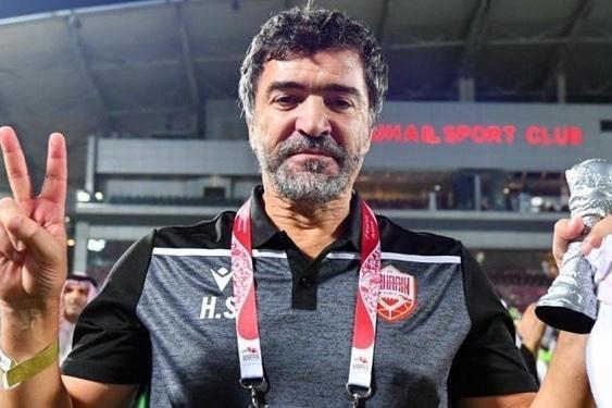 قرارداد سرمربی بحرین قبل از شروع مسابقات انتخابی تمدید شد