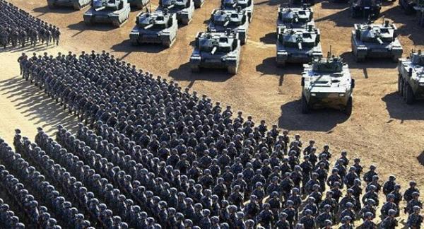 در گزارش کنگره آمریکا، نقطه ضعف ارتش چین اعلام شد