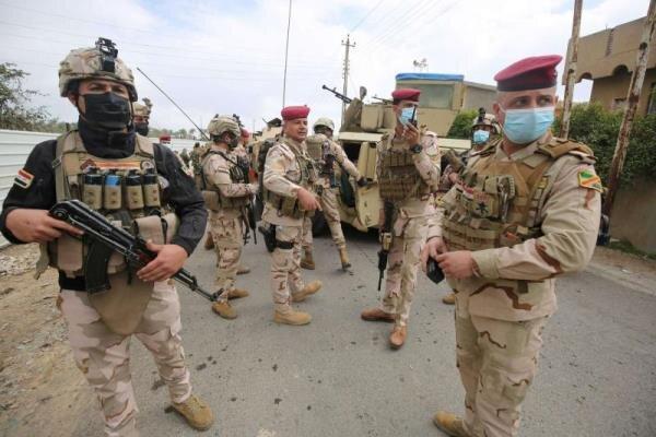 حمله تروریستی در شمال بغداد یک کشته و 7 زخمی برجای گذاشت