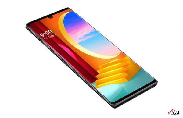 گوشی ولوت LTE ال جی به روزرسانی پایدار اندروید 11 را دریافت کرد
