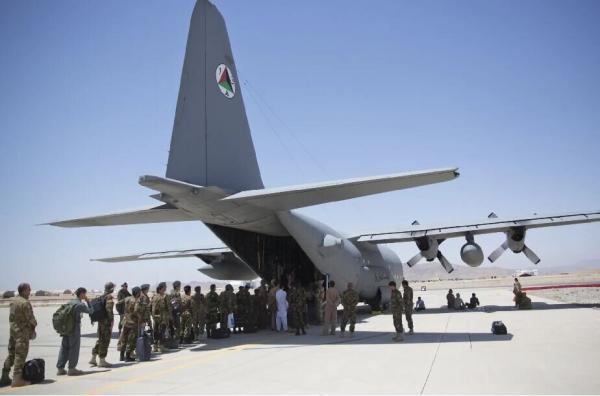 سنتکام: 90درصد خروج از افغانستان تکمیل شد