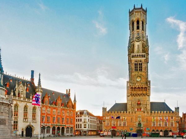بلژیک یکی از مهمترین مقاصد گردشگری در اروپا است