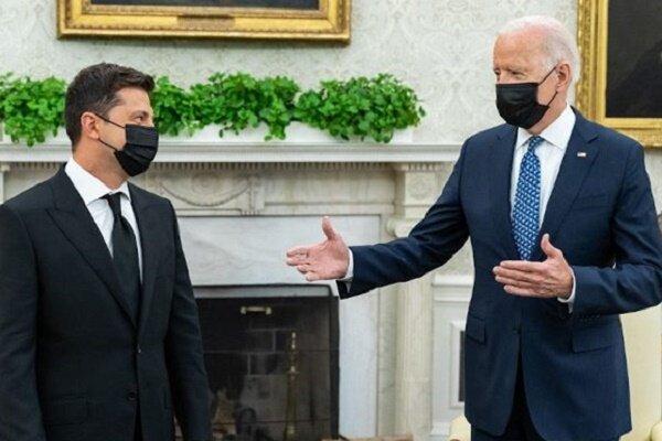 آمریکا به تمامیت ارضی اوکراین در برابر تجاوز روسیه متعهد است