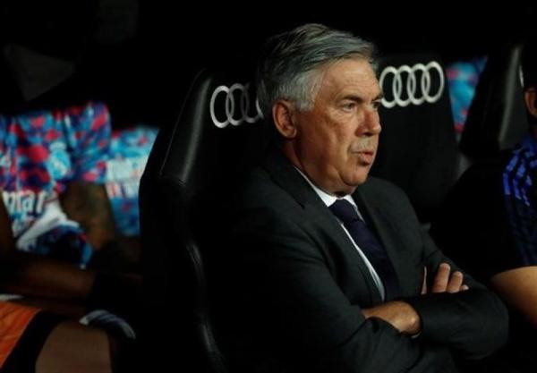 آنچلوتی: بازی رئال مادرید بی کیفیت نیست، مشکل نبود از خودگذشتگی است