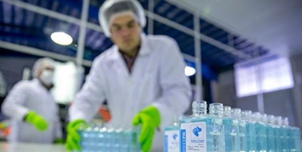 دانش بنیان ها با فراوری 5 محصول نانویی مقابله با ویروس کرونا را آسان تر کردند